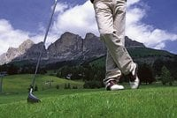 Pfösl's golf in South Tyrol